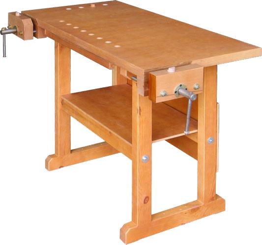 верстак столярный деревянный